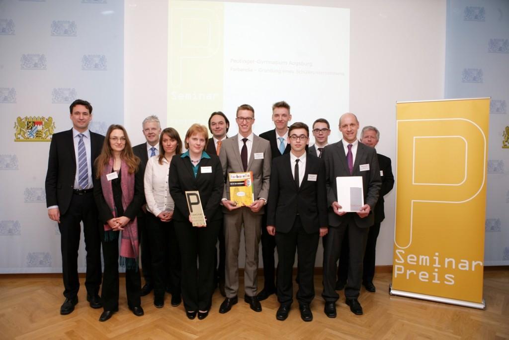 P-Seminarpreis